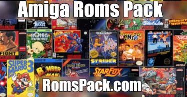 Amiga ROMs Pack