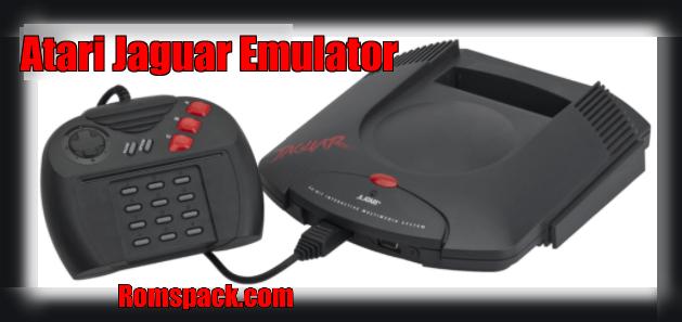 Atari Jaguar Emulator
