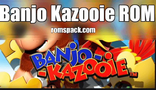 Banjo Kazooie ROM