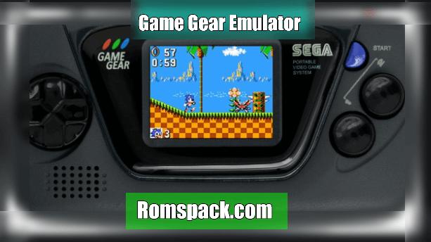 Game Gear Emulator