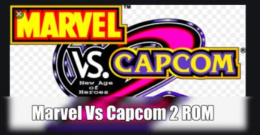 Marvel vs Capcom 2 ROM