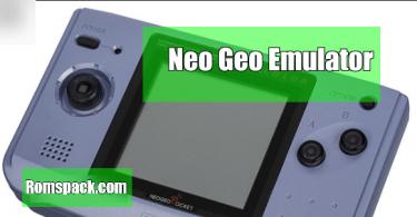 Neo Geo Emulator