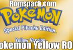 Pokemon yellow rom