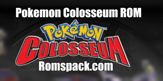 Pokemon Colosseum ROM