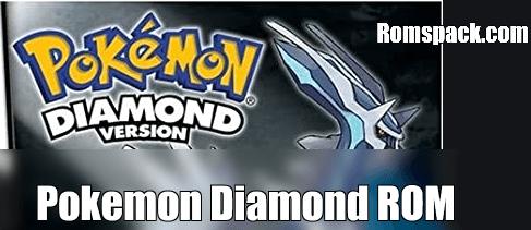 Pokemon Diamond ROM