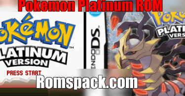 Pokemon Platinum ROM