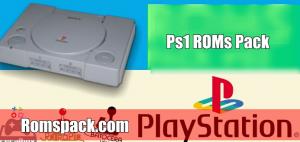 ps1 roms pack