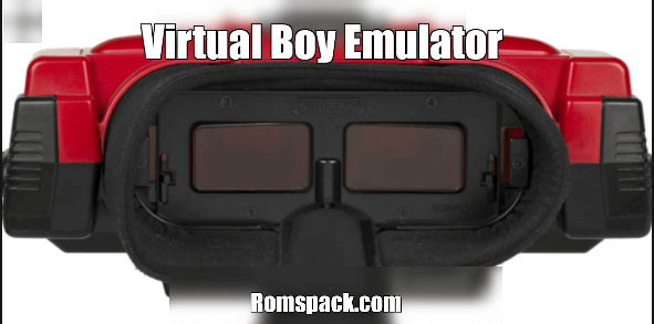 Virtual Boy Emulator