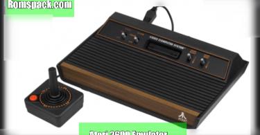 Atari 2600 Emulator