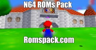 N64 ROMs Pack