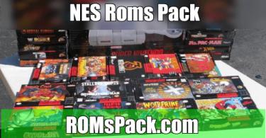 Nes roms pack