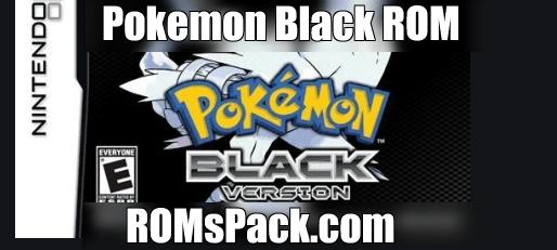 Pokemon Black ROM