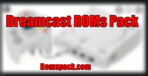 Dreamcast ROMs Pack