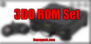 3do ROM Set