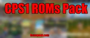 CPS1 ROMs Pack