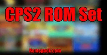 CPS2 ROM Set