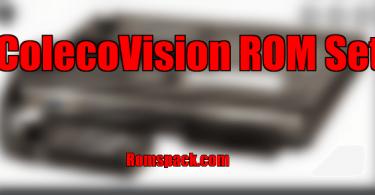 ColecoVision ROM Set