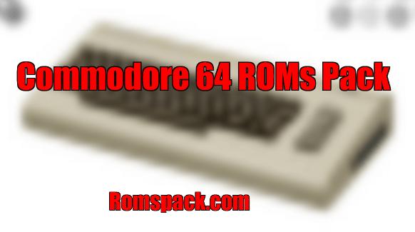 Commodore 64 ROMs Pack