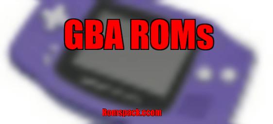 GBA ROMs