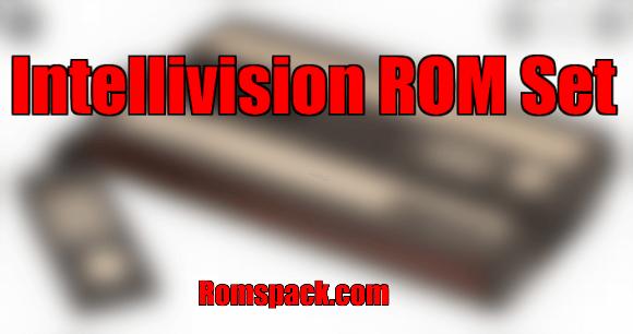 Intellivision ROM Set