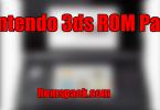 Nintendo 3ds ROM Pack