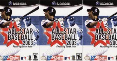 All-Star Baseball 2003 featuring Derek Jeter - GameCube ISO