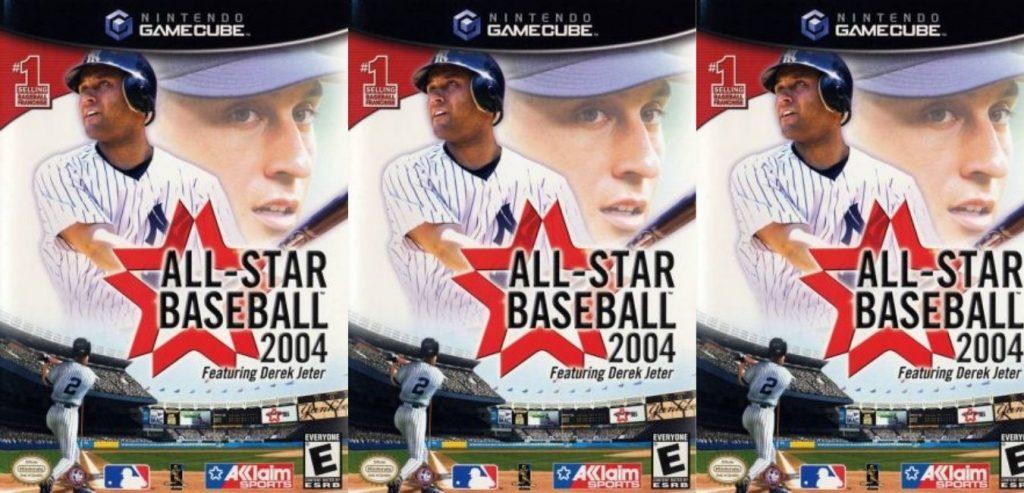 All-Star Baseball 2004 featuring Derek Jeter - GameCube ISO