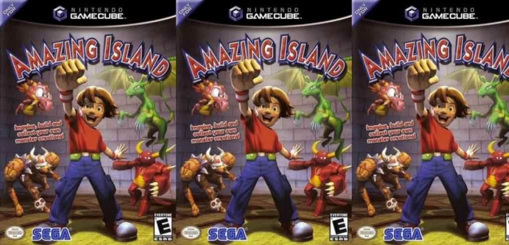 Amazing Island - GameCube ISO