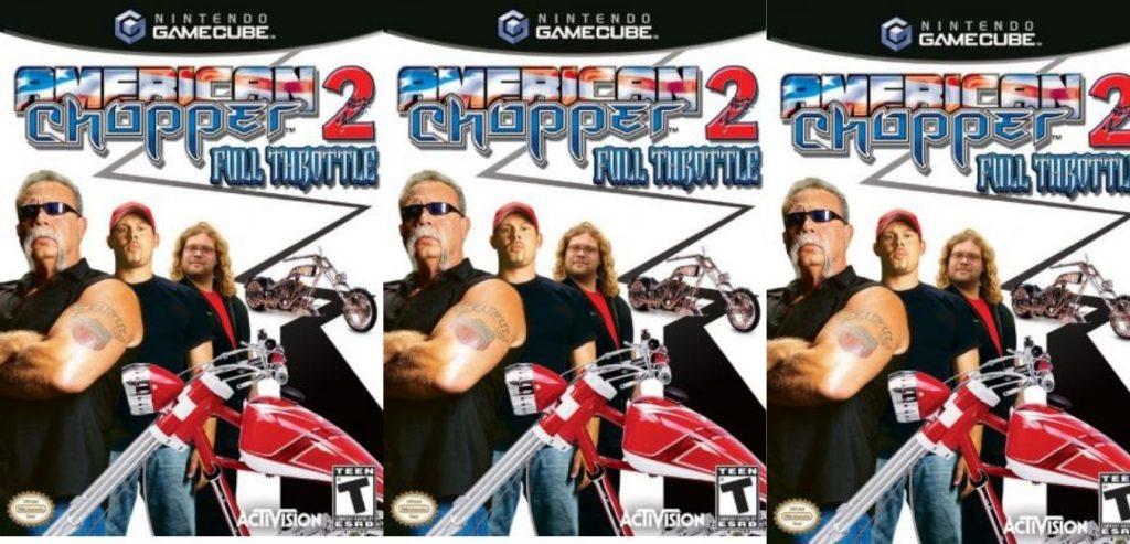American Chopper 2 - Full Throttle - GameCube ISO