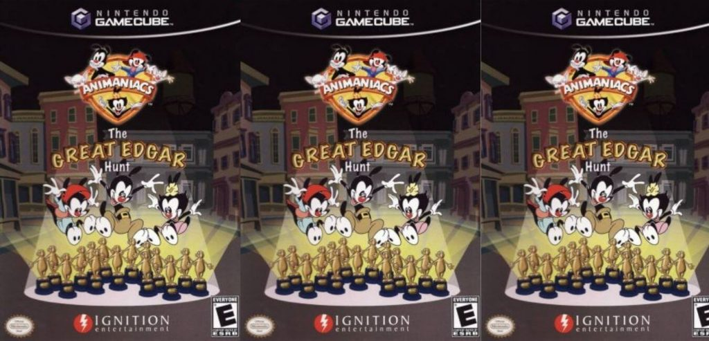 Animaniacs - The Great Edgar Hunt - GameCube ISO