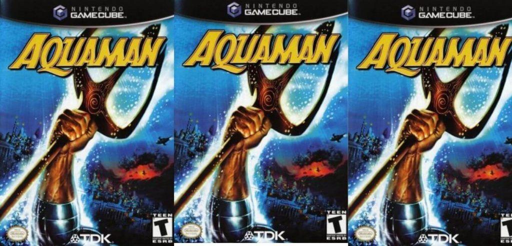 Aquaman - Battle for Atlantis - GameCube ISO