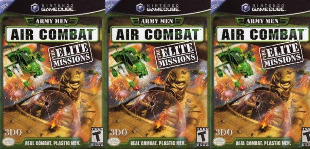 Army Men - Air Combat - The Elite Missions - GameCube ISO