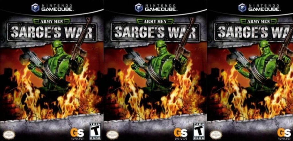 Army Men - Sarge's War - GameCube ISO