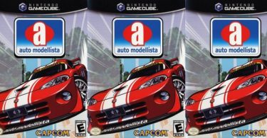 Auto Modellista - GameCube ISO