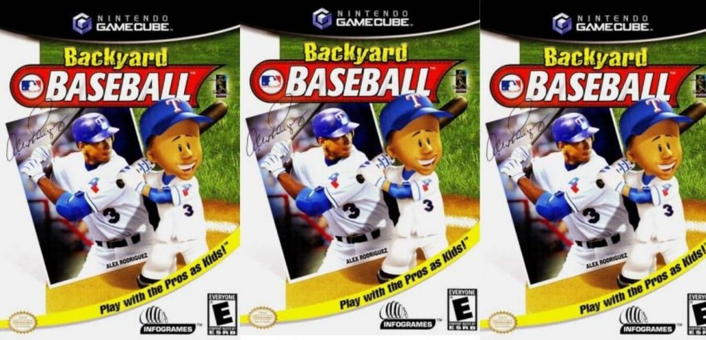 Backyard Baseball GameCube ISO