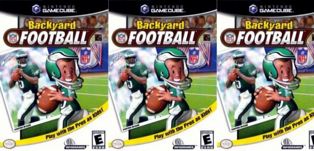 Backyard Football GameCube ISO