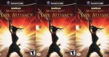 Baldur's Gate Dark Alliance GameCube ISO