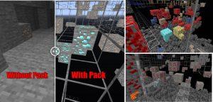 miecraft Xray Texture Pack